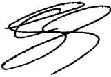 Unterschrift claudia fuer handi klein
